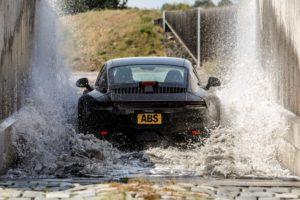 Elfer im Dauerstress Erprobungsprogramm für die neue 911-Generation © Porsche