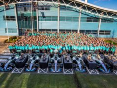 F1, Brixworth, Mercedes-AMG Petronas Motorsport © Mercedes-AMG Petronas Motorsport