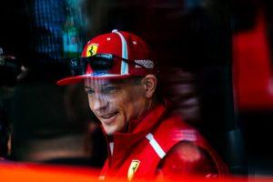 Kimi Rakkönen Brasilien 2018 © Scuderia Ferrari