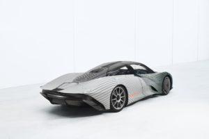 McLaren Speedtai lAttribute Prototype-Albert Heckansicht © McLaren