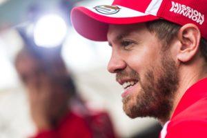 Sebastian Vettel Brasilien 2018 © Scuderia Ferrari
