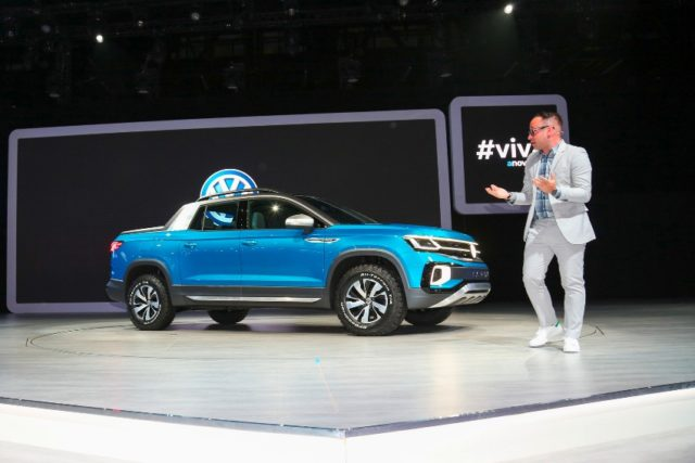 VW Tarok Concept Weltpremiere © Volkswagen AG