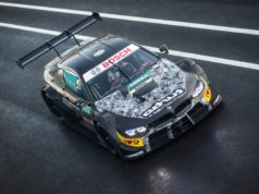 Winter Test Estoril (Por) BMW M Motorsport, Bruno Spengler (Can) BMW M4 DTM © BMW M Motorsport
