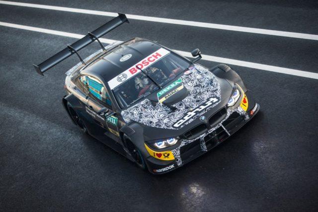 Winter Test Estoril (Por) BMW M Motorsport, Bruno Spengler (Can) BMW M4 DTM © BMW M Motorsport