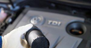 1.6 TDI Motor EA 189 Strömungsgleichrichter © Volkswagen AG