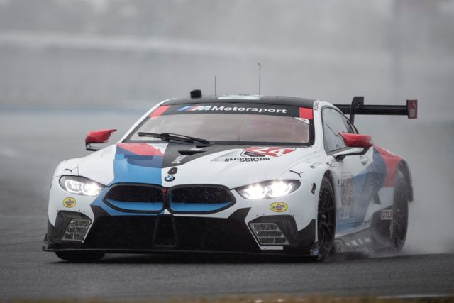 Alessandro Zanardi (ITA), John Edwards (USA), No 24, BMW Team RLL, BMW M8 GTE © BMW M Motorsport