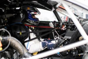 Alex Zanardi Daytona December Test  © BMW Motorsport