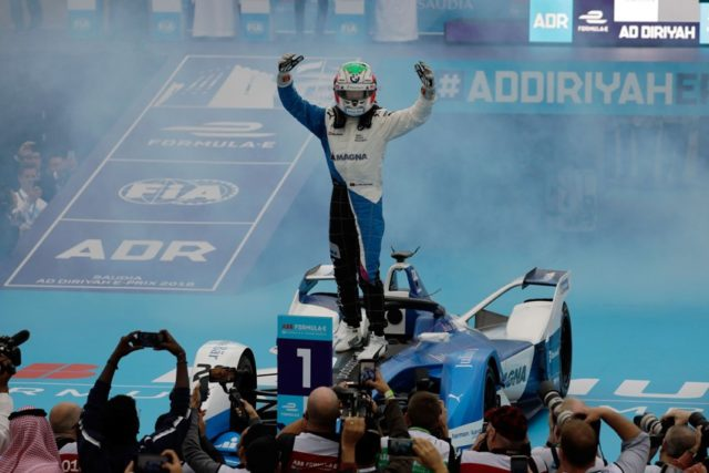 Antonio Felix da Costa (PRT) BMW iFE.18 © BMW Motorsport
