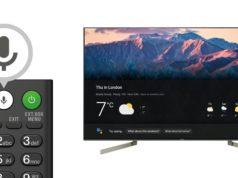 BRAVIA TV von Sony mit Google Assistant © Sony