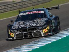 DTM Test Jerez Marco Wittmann BMW M4 DTM © BMW M Motorsport