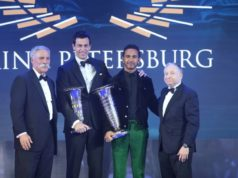 Formel 1, Mercedes-AMG Petronas Motorsport, FIA Prize Giving Gala © Daimler AG