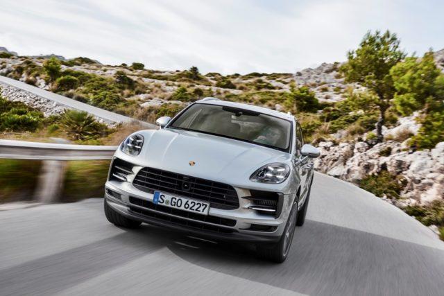 Porsche Macan S © Porsche