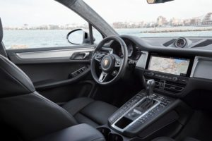 Porsche Macan S Innenraum © Porsche