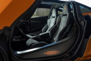 McLaren 720S Spa 68 Collection Innenraum © McLaren Automotive
