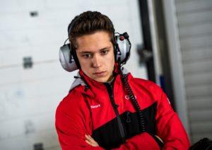 Sacha Fenestraz © Audi Communications Motorsport / Malte Christians