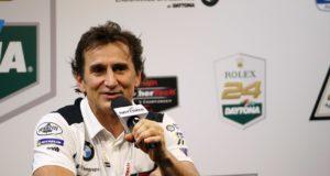 Alessandro Zanardi (ITA) © BMW Motorsport