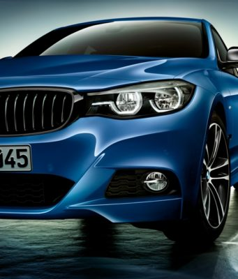 Der BMW 3er GT © BMW AG