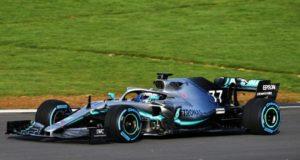 Mercedes-AMG Petronas Motorsport, F1 W10 EQ Power+ Vorstellung Silverstone © Mercedes-AMG-Petronas-Motorsport
