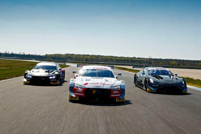 DTM Lausitzring Test 2019 © DTM