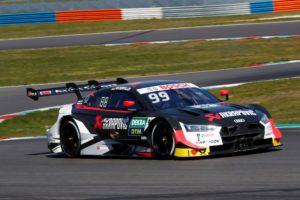 Mike Rockenfeller, Audi Sport Team Phoenix. © DTM