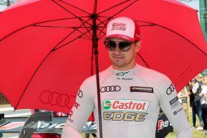 DTM Misano 2019 Nico Müller (SUI), Audi